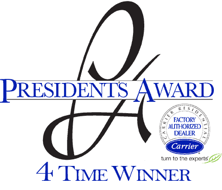 4 Time Winner Of President's Award